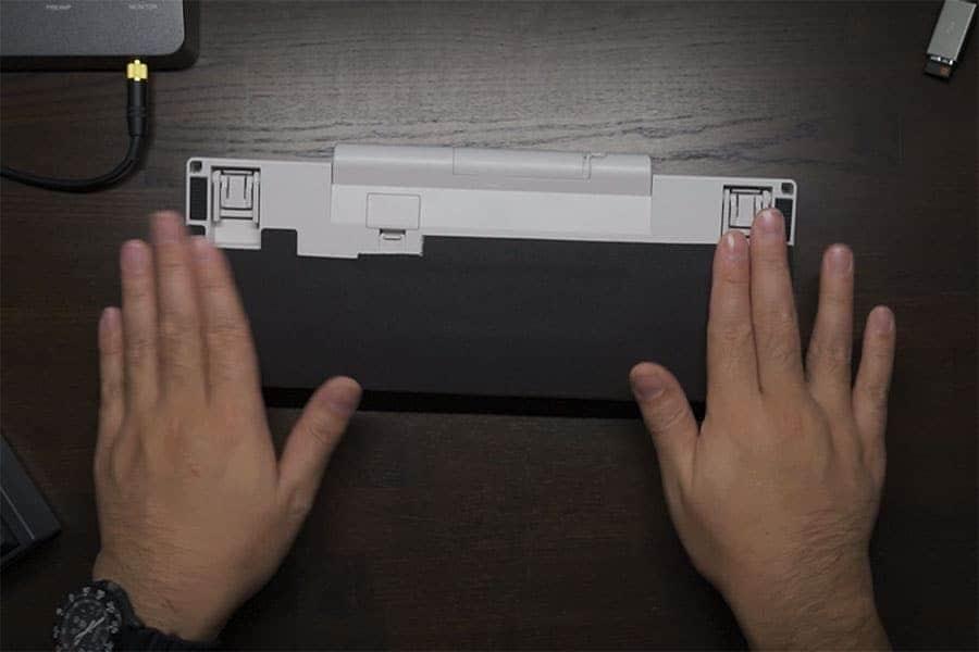 HYBRID Type-S に吸振マットを装着