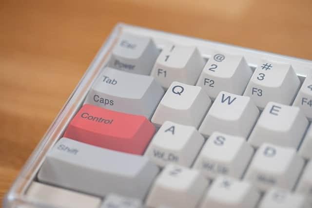 HHKBにぴったりサイズのキーボードルーフです