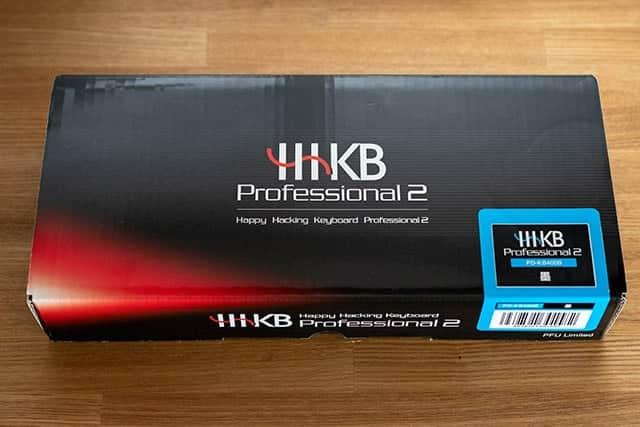 HHKB Professional2 英語配列(US) 商品レビュー