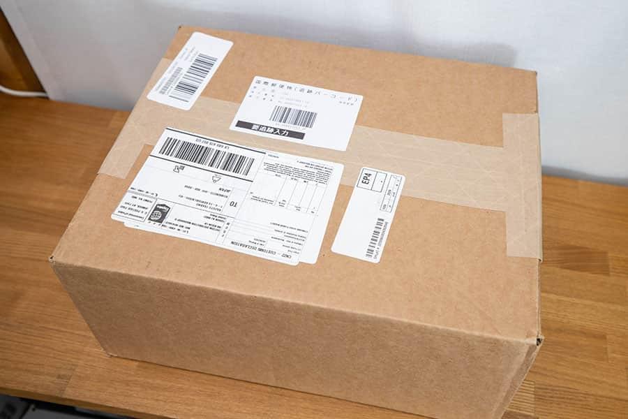 アメリカから届いたHIFIMAN HE-4XX