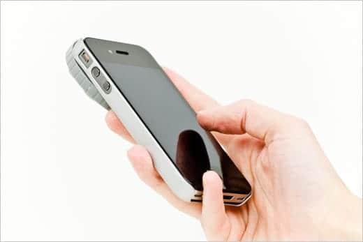 Holga iPhone Lens 前