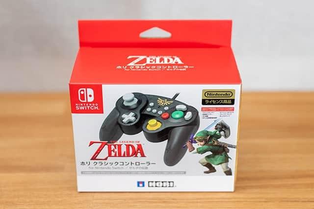 ホリ クラシックコントローラー for Nintendo Switch レビュー