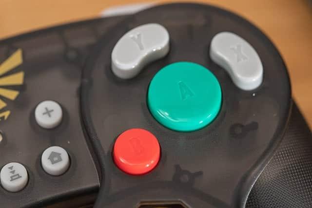 一番の違いはこのボタン配置