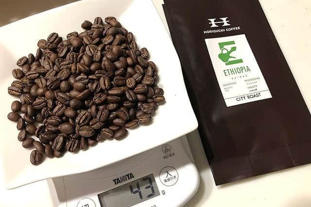 コーヒー豆の総量273g!堀口珈琲 初回限定お試しセットレビュー。サワナ農園の香りに惚れた!