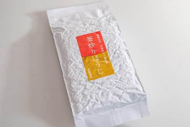 釜炒りほうじ茶