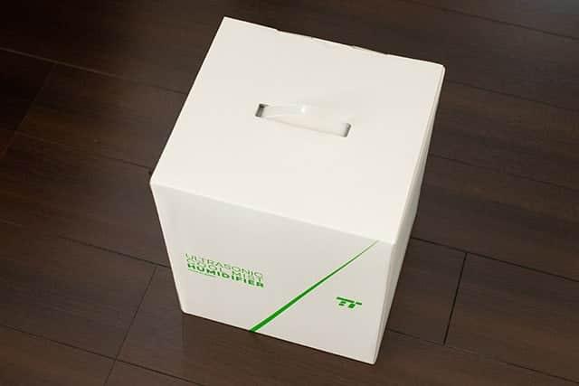 TaoTronics 5.5L大容量・冷温切り替え可能な加湿器