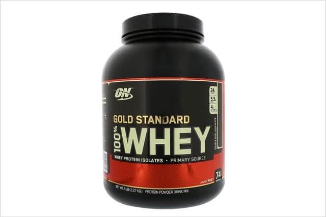 Optimum Nutrition ゴールドスタンダード 100%ホエイプロテイン