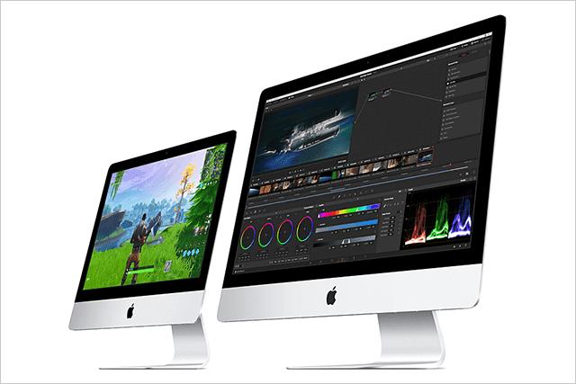 8コアCPU搭載可能で性能が2倍になったiMac登場