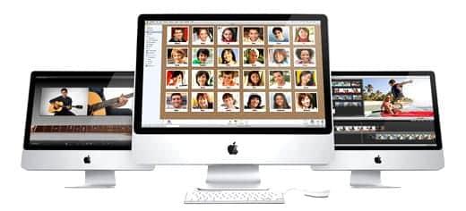 新iMacの画像