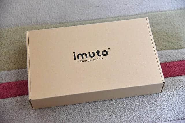 iMuto X6 Pro 30000mAh モバイルバッテリー パッケージ