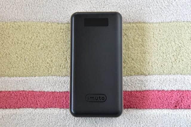 iMuto X6 Pro 本体 表面