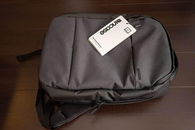 Incaseの人気ナンバーワンバックパック『City Collection Compact Backpack』ビジネスシーンにもぴったり