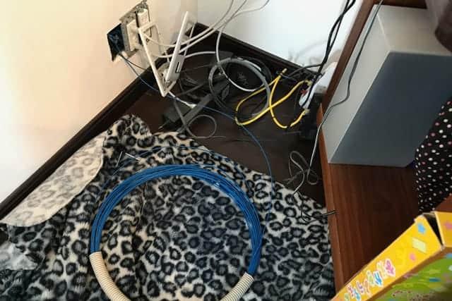 インターネット回線工事