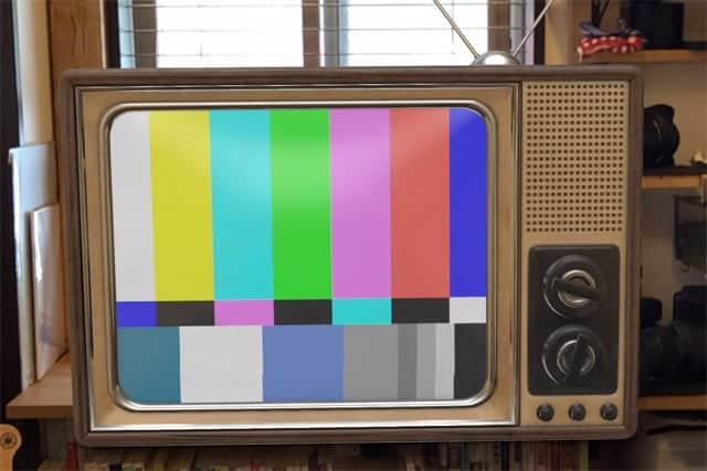テレビのAR