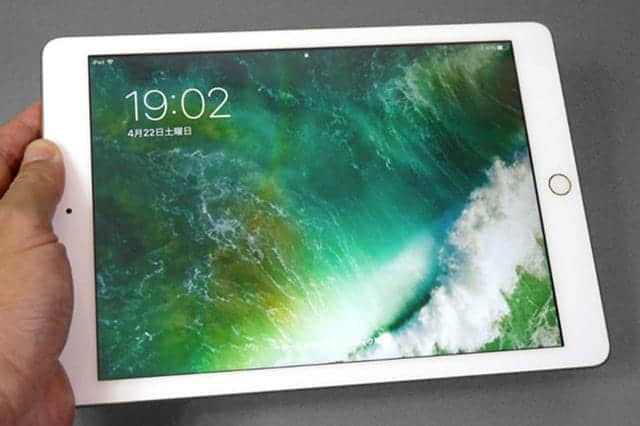 第5世代iPadのバッテリー駆動時間を測定して驚いた