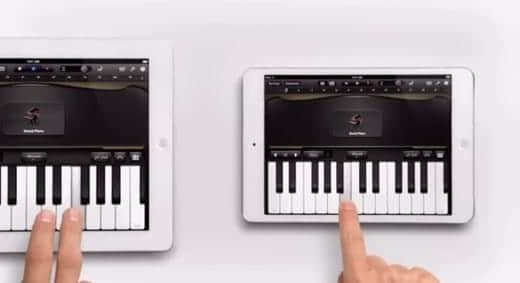 iPad mini CM - Piano