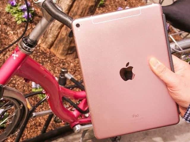 9.7インチiPad Proレビュー