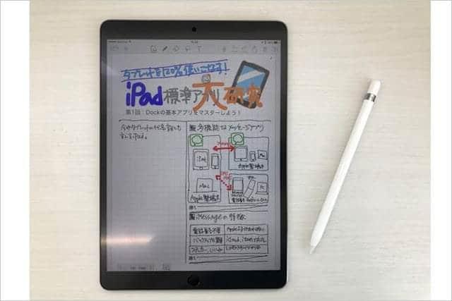 新iPad ProをiPad mini愛用者が使い込んだら