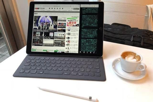 12.9インチiPad ProはMacの代わりになり得るのか?
