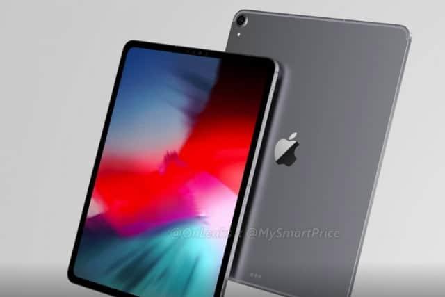 10月にイベント?新iPad Pro?