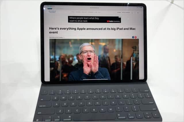 現地レビュー 写真40枚で見る新型iPad Pro