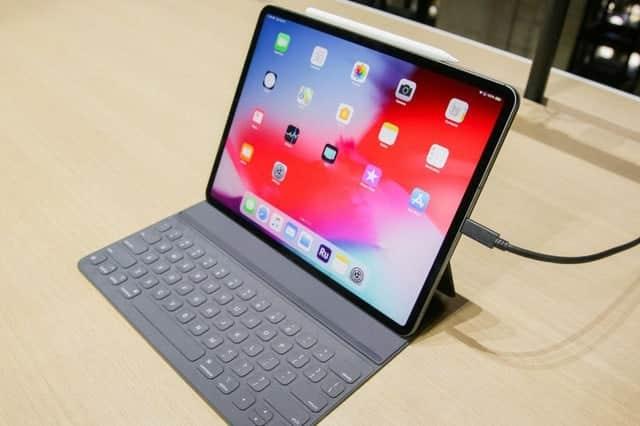 新型iPad ProのUSB-Cポートは素晴らしい