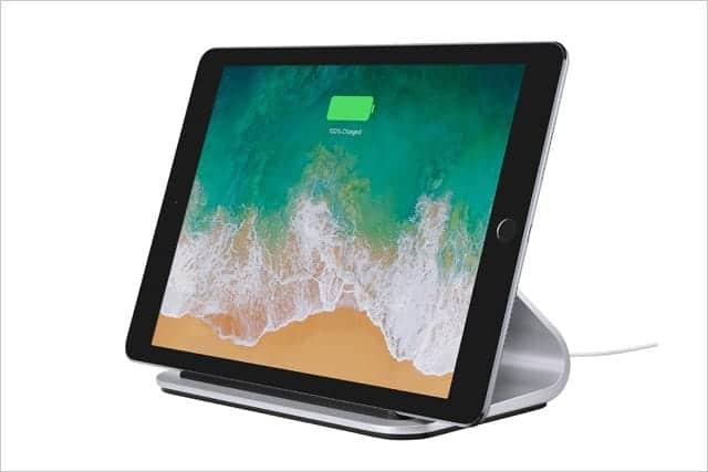 iPad Proを置くだけで充電できるロジクールのスタンド『BASE for iPad Pro』 Proならこっちが最強かも