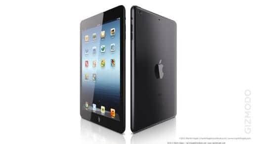 iPad mini 噂 ブラック