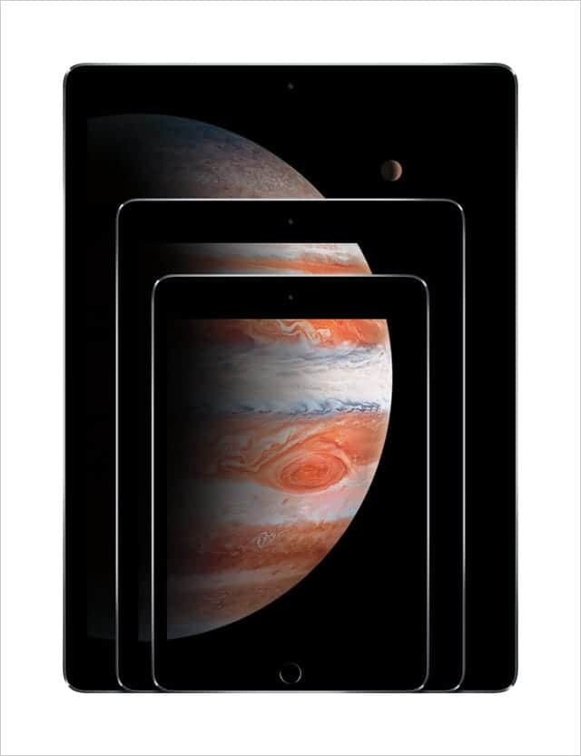 iPad Pro 大きさ比較