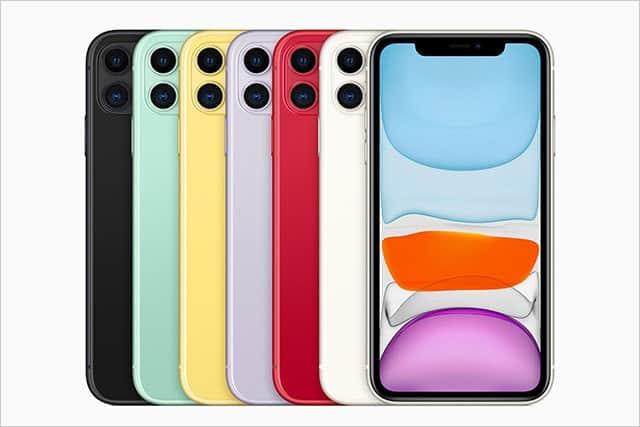 iPhone 11と11 Proの大きな違いはレンズとディスプレイ