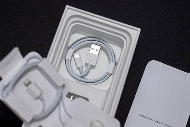 USB-Lightningケーブル