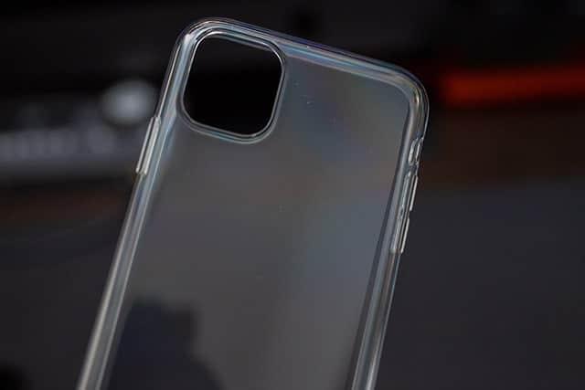 iPhone 11 クリアケース
