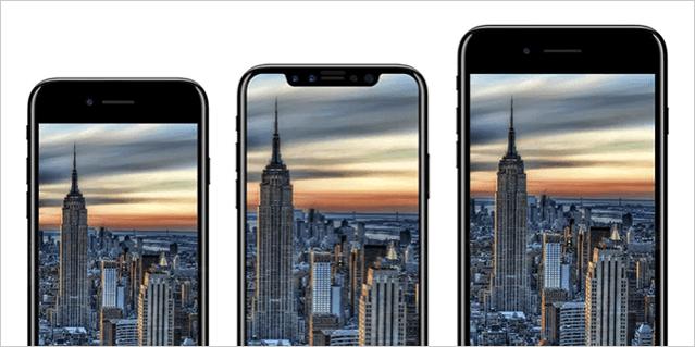 3つの新型iPhone(8/7s/7s Plus) まだ大量生産に入っておらず