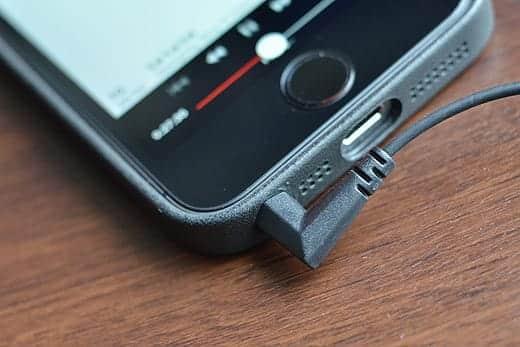 iPhone caseにASR-120