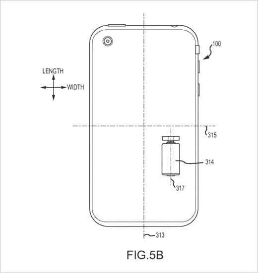 アップルの自動姿勢制御特許