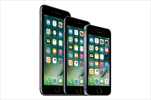 iPhone Plusで標準iPhoneサイズの画面をシミュレートする方法