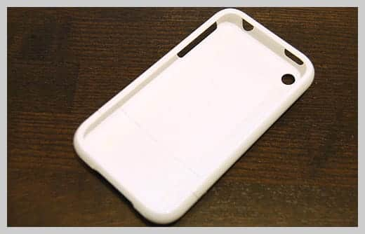 Slider Case for iPhone 3G ケース全体の写真