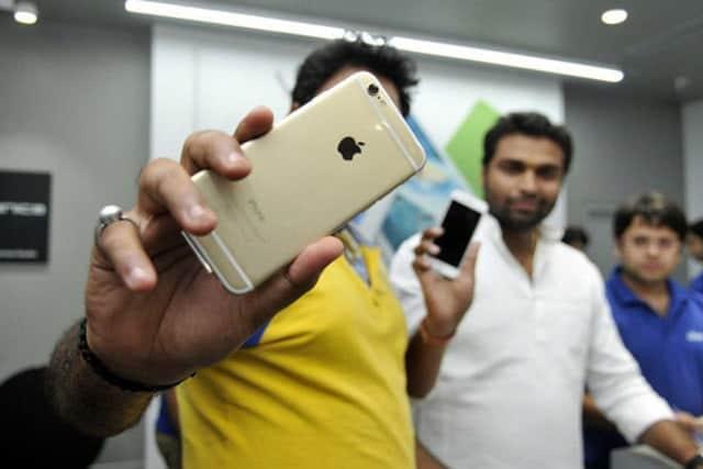 インドでも大苦戦のiPhone、昨年は前年比-40%