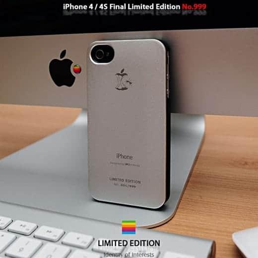 これはカッコイイ!職人により丁寧に作られたiPhone 4/4S用アルミケース