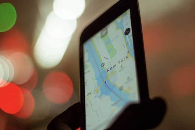 アップル、マップ向上のため徒歩でデータ収集