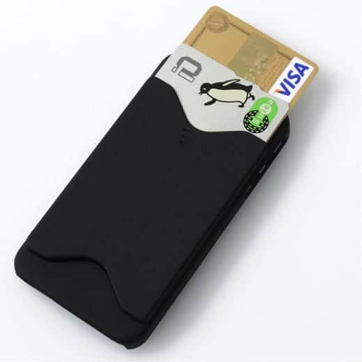 iPhoneがおサイフケータイになるケース