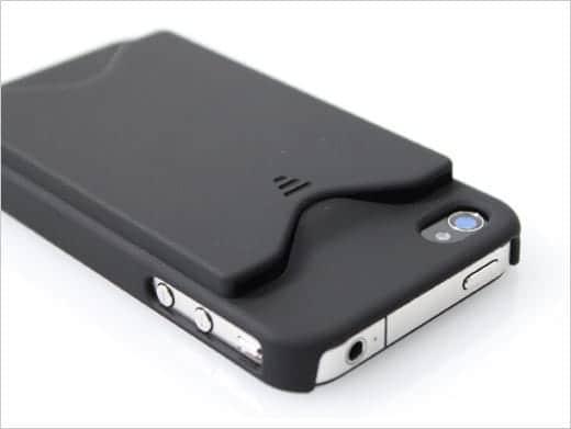 iPhoneがおサイフケータイになるケース 背面