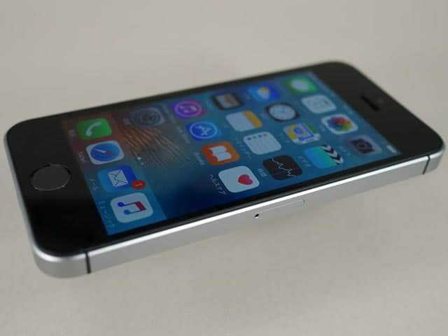 iPhone SE ファーストインプレッション