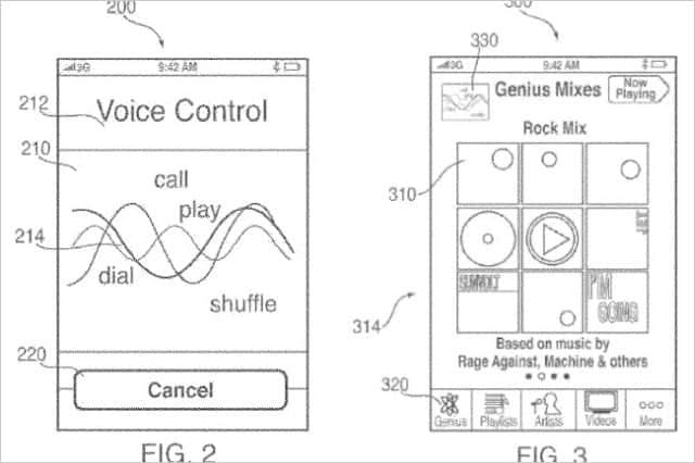 アップル、声紋でユーザー識別する特許を取得