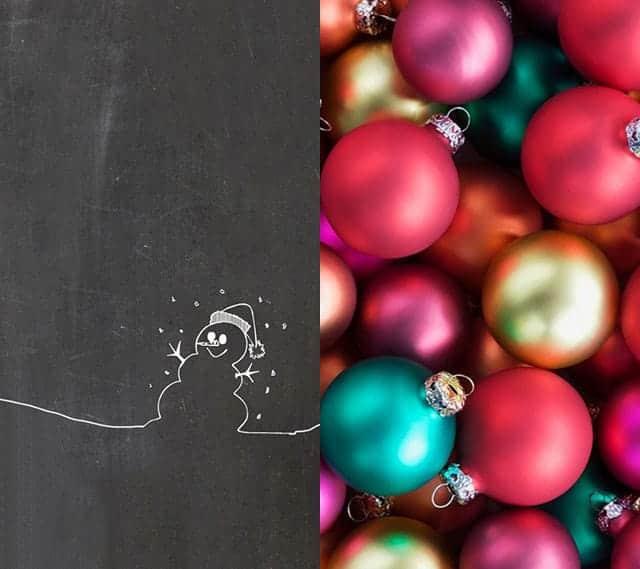 Pinterest 冬の壁紙 オススメ2枚