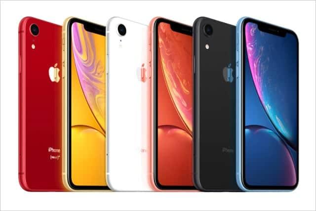 10/26発売のiPhone XR、XS/XS Maxとの違いまとめ