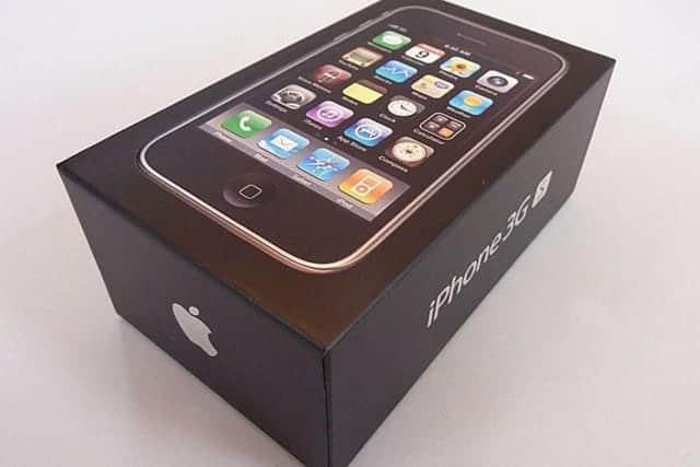 iPhone 3GS 韓国で9年ぶりに発売