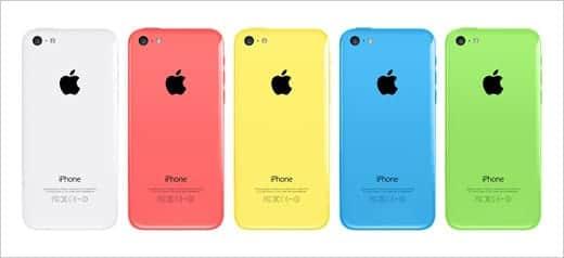 iPhone 5C 写真