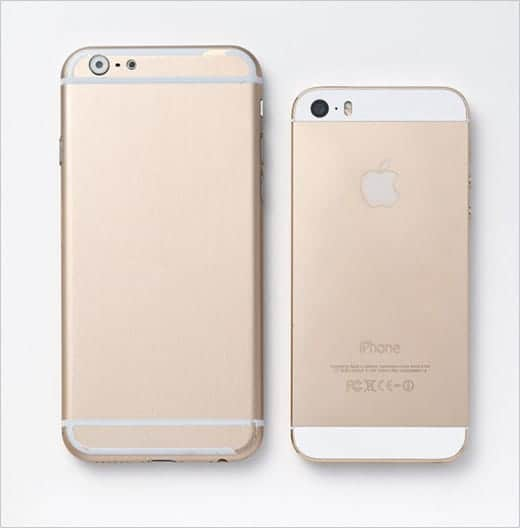 iPhone 6 4.7インチ 背面パネル