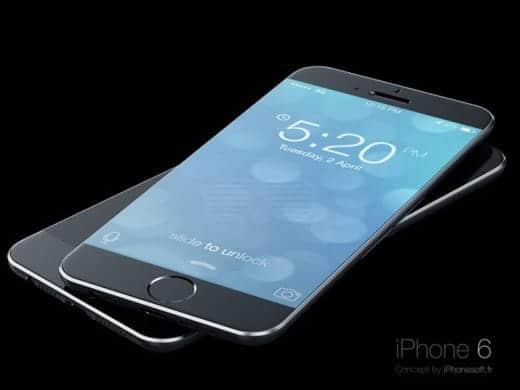 iPhone 6 予想画像
